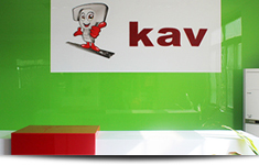 the kav brand