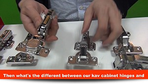 kav soft close stainless steel hinges2