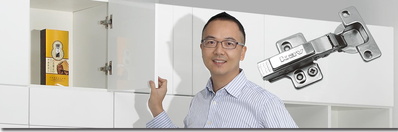 3D移位调节铰链系列