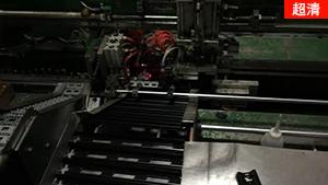 【kav抽屉滑轨】45mm宽阻尼钢珠滑轨车间生产视频
