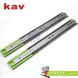 45mm宽带缓冲304不锈钢滑轨 铁芯 450H-304