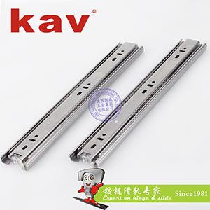 45mm宽三节不锈钢滑轨 B450