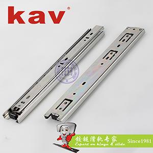 45mm宽三节钢珠滑轨 Y45315