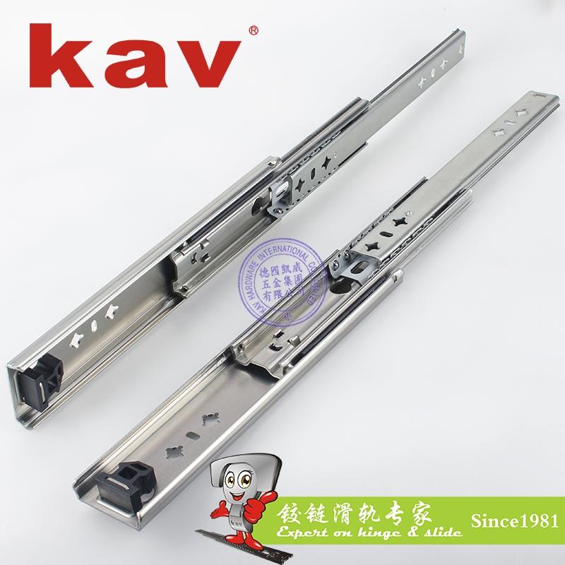 53mm宽三节工业重型钢珠滑轨 C530