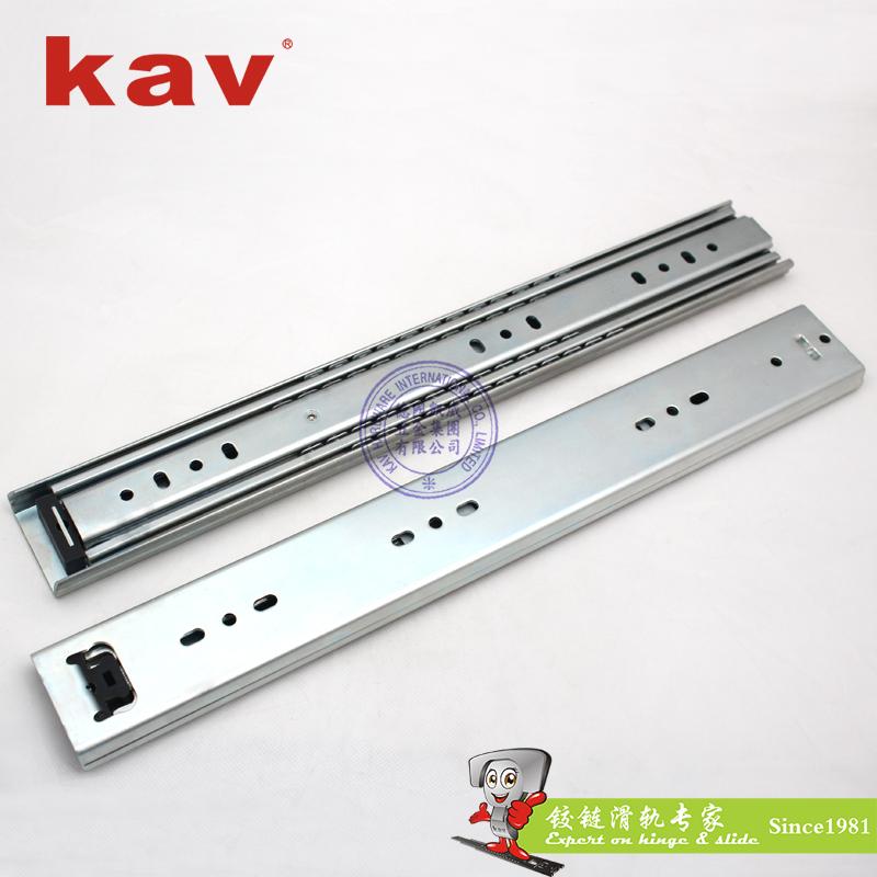 53mm宽三节重型钢珠滑轨【三节重型工业导轨】 A530-2