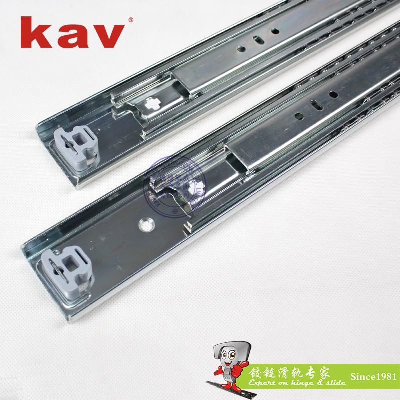 53mm宽三折重型钢珠滑轨【重型工业导轨】 H530-3
