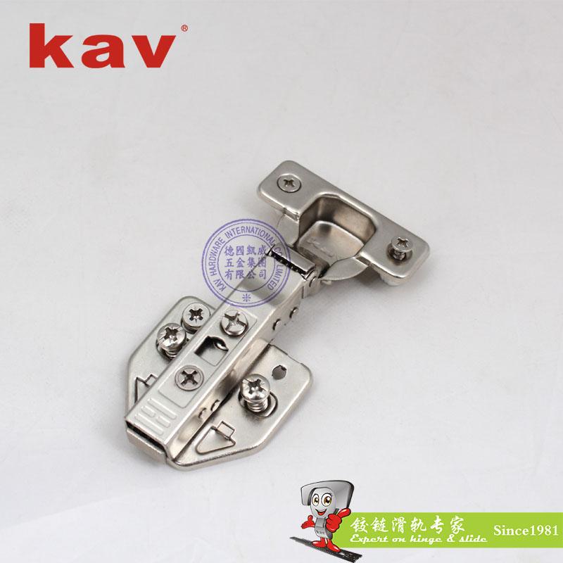 三维可调节液压缓冲铰链,型号K3DOH09