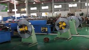 肇庆高要厂区部分铰链滑轨生产实拍视频