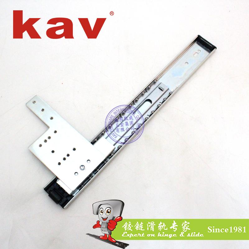 kav35宽7字型电视柜滑轨35007-2