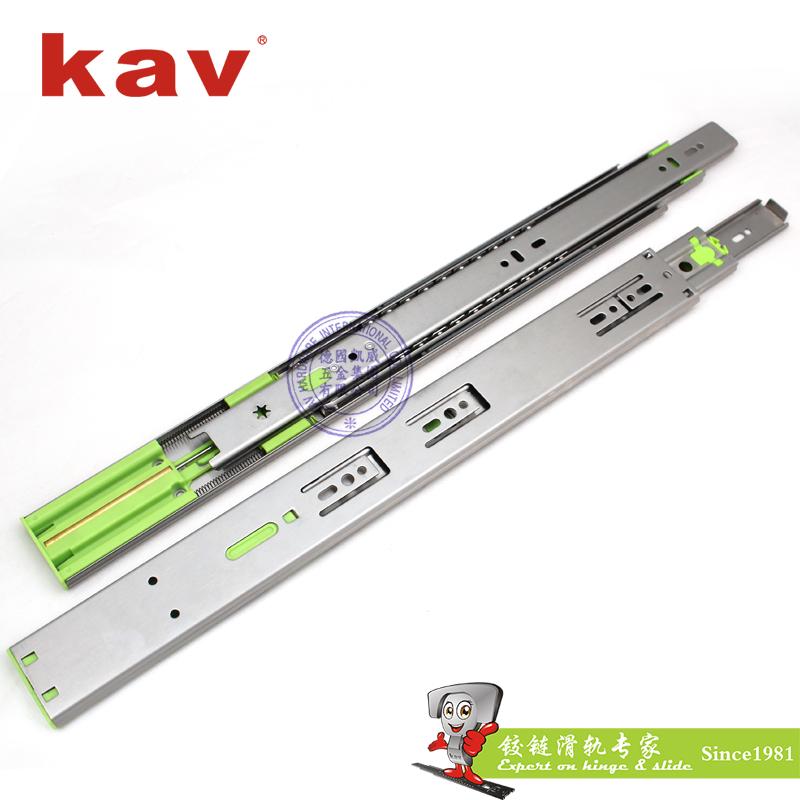 kav三节不锈钢滑轨45315H-304