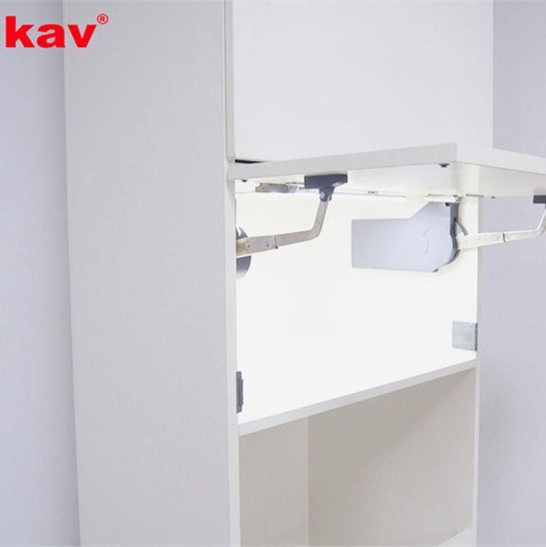kav电动平开上翻随意停气杆家具橱柜液压支撑杆KE330