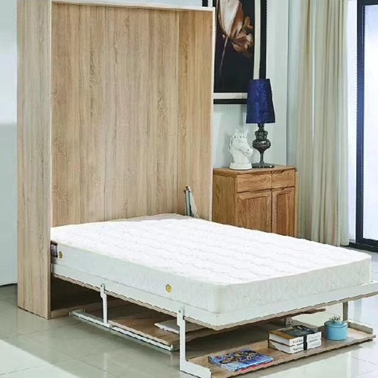 kav智能五金多功能隐形床书架连体沙发AG002