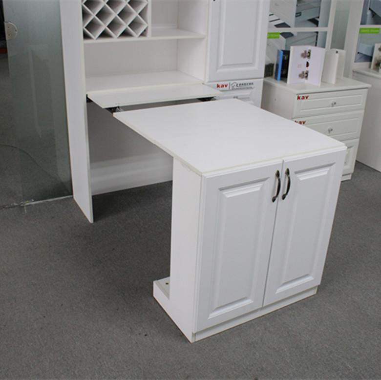 kav智能家具下翻折叠桌隐藏多功能收纳桌AG005